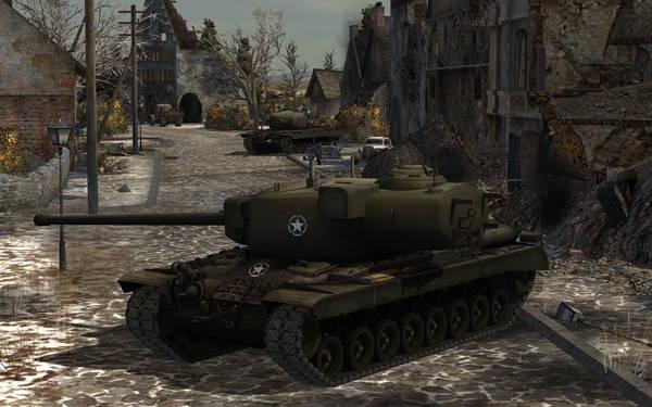 world of tanks update 7.4