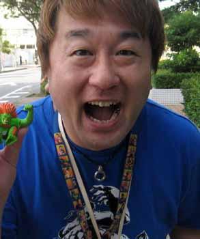 Yoshinori Ono lavora troppo
