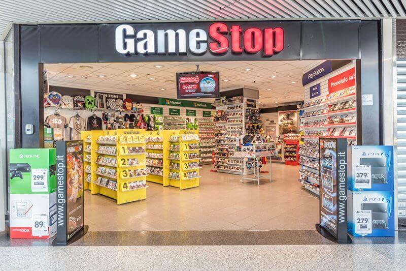 crisi di gamestop