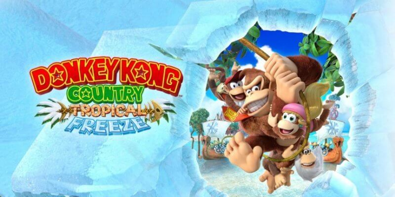 uscita Donkey Kong Country Tropical Freeze